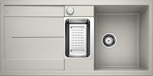 Blanco Küchespüle Metra (60 cm Unterschrank), perlgrau, 520577
