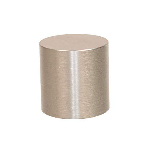 Seilendkappe Nickel matt für 30mm Handlaufseil
