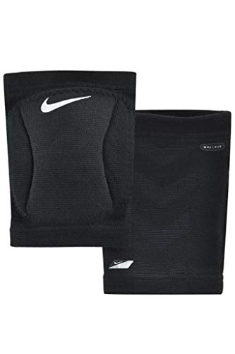 Nike Streak Volley Ball Knee Pad Ginocchiere, Unisex, Streak Volleyball Knee Pad, Black, XL/XXL