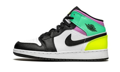 Air Jordan 1 Mid, Multicolore, 37.5