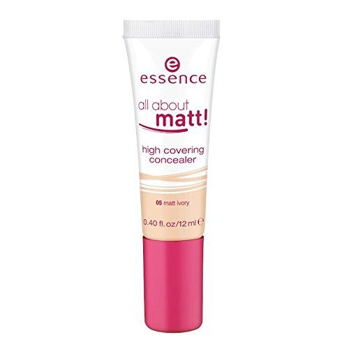 essence - Concealer - all about matt! high covering concealer 05