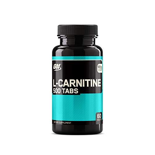 Optimum Carnitine 500mg 60 Tabs