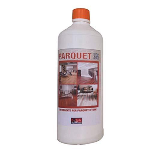 Parkett und Teak Reiniger Flasche 1 l