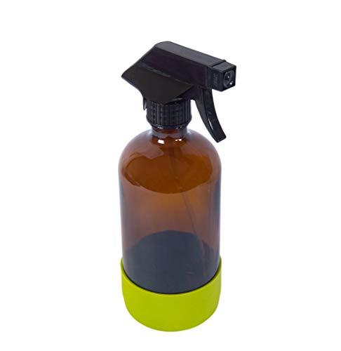 EcoLogical Amber Glass Spray Bottle, Pack of 2