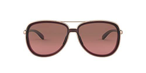 Oakley Damen 0OO4129 Sonnenbrille, Blau (Crystal Raspberry), 58