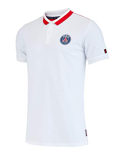 PARIS SAINT GERMAIN Polo PSG Offizielle Kollektion - Herrengröße XL