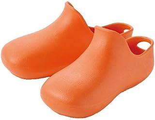 アイメディア(Aimedia) バススリッパ オレンジ 23~26cm 履き心地のよいお風呂ブーツ 男女兼用 1008540