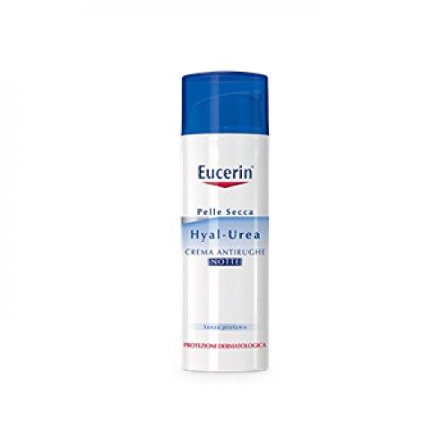 Eucerin Hyal Urea 50 ml Antifaltencreme Nacht
