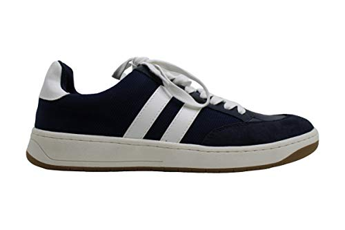 American Rag Womens shaley Suede Low Top Lace Up Fashion, Navy, Size 9.5