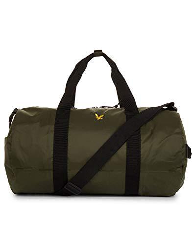 Lyle & Scott Lightweight Barrel Duffle Bag One Size Green