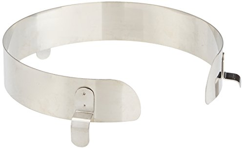 Sammons Preston Large Stainless Steel Food Guard for 9
