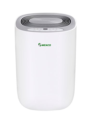 Finether Portable Home Air Dehumidifier 12L 30℃ 80/%RH Low-Noise Luftentfeuchter