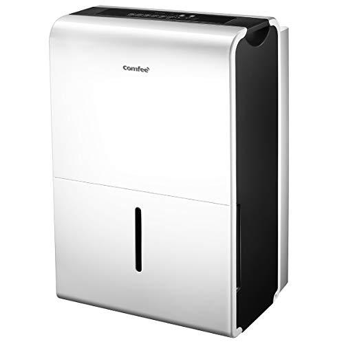 Comfee MDDP-30DEN7 Luftentfeuchter, 465 W, 230 V, White, 30L-72m²-DEN7