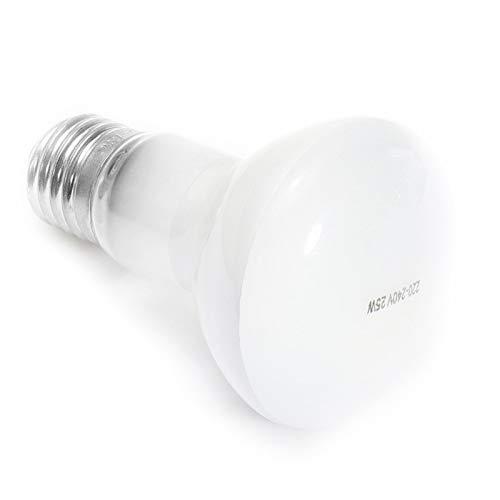 BrightBulb Reptil Lampe UVA Wärmelampe Lampe E27 Schraubgewinde Schildkröte Hitze Licht 2 Pack-100W