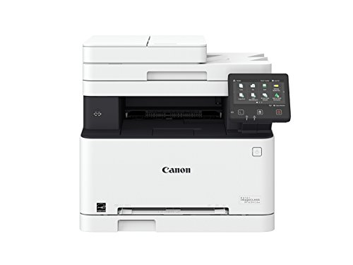 Canon Color ImageCLASS MF634Cdw All-in-One Printer | Wireless/USB, Duplex Printer/Scan/Copy | 3-Year Limited Warranty | Amazon Dash Replenishment Ready | 1475C005 model
