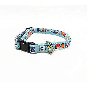 Katzenhalsband – It's my Pawty