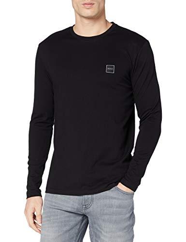 BOSS Herren Tacks T-Shirt, Black1, M