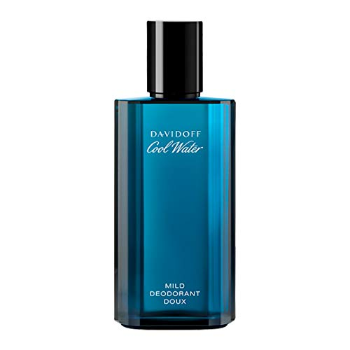 Davidoff Cool Water Deodorante Spray, Uomo, 75 ml