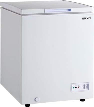 Nikkei Inco150X Congelatori 140 Litri