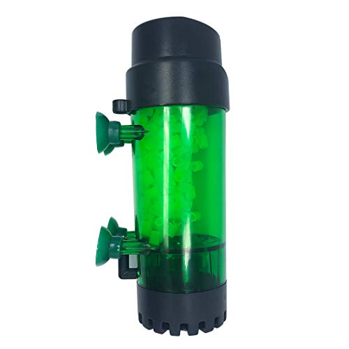 J-star LH-300 Aquarium Bubble Filter Bio Media Reactor Underwater Fish Filter Fluidized Sand Bed Filter