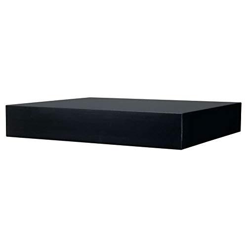 IKEA ASIA Lack - Estante de pared, color negro