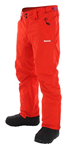 Bench Damen Makeshift Skihose, Dark Orange, M