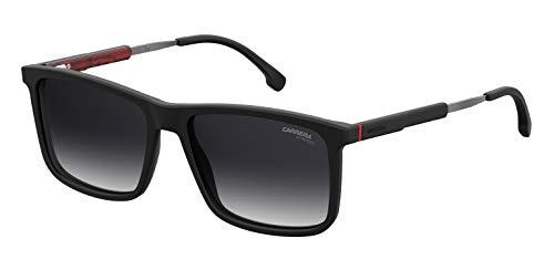 Carrera 8029/S Gafas de sol, Multicolor (Black), 57 para Hombre