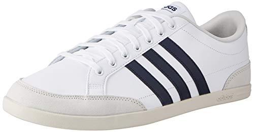 adidas CAFLAIRE, Scarpe da Tennis Uomo, Ftwr White/Legend Ink/Raw White, 46 EU