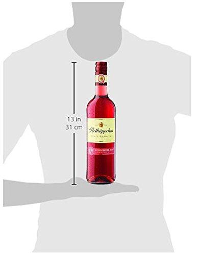 Rotkäppchen Dornfelder Rosé halbtrocken - 6