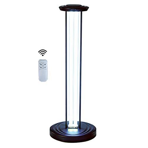 ROMX Sterilisator UV-C-Lampe, Geruchsentferner, Luftreiniger, mit Fernbedienung, für Home Office, Ozon und Ozon frei optional), 150 W, UV lamp
