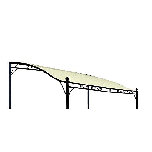 FRG Ersatzdach für Pavillon Mantova, PVC-beschichtet ecru