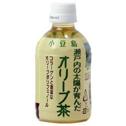 ヤマヒサ『オリーブ茶(ペットボトル)』