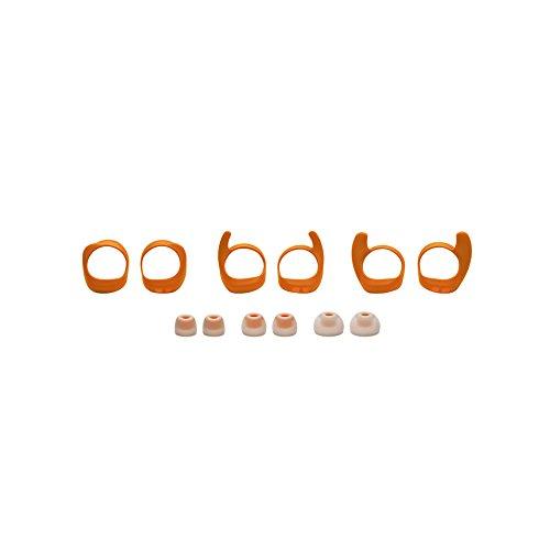 Jabra Elite Sport Zubehörpaket, 3 Sets Silikon-earGels™ und earWings, Orange