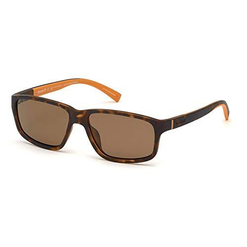 Timberland Hombre gafas de sol TB9186, 52D, 58