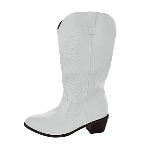 Boots Donna Winter Con Heel, Tacco Alto Scarpe Con Plateau Stivaletti Bassi Morbidi Stivali Moto Con Fibbia Stivali Con Cerniera Casuale Scarpe Da Passeggio Stivali, Stivali Donna Invernali Alti