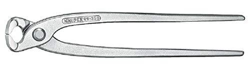 KNIPEX 99 04 220 EAN - Tenaza rusa cincado brillante (220 mm)