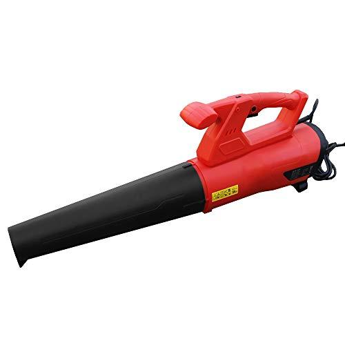 Toolman Leaf Blower Vacuum Heavy Duty 3800W for driveways,...