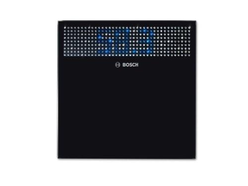 Bosch PPW1010 Gewichtswaage elektronisch Axxence Crystal, Display bestehend aus 333 Swarovski Elements, schwarz