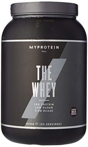 My Protein THEWHEY Supplement, Decadent Milk Chocolate, 900 g
