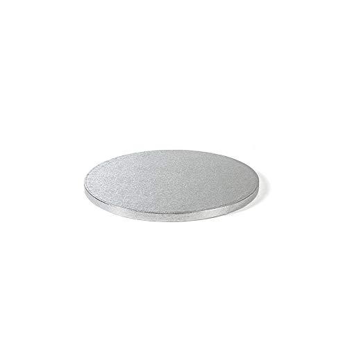 Decora 0931619 - Bandeja Redonda para Tartas, 28 x 1,2 cm, cartón,...