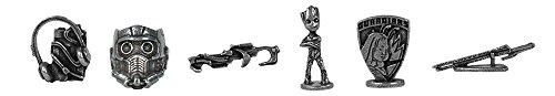 Monopoly: Les Gardiens de la Galaxie Vol. 2 (Guardians of the Galaxy) - 2