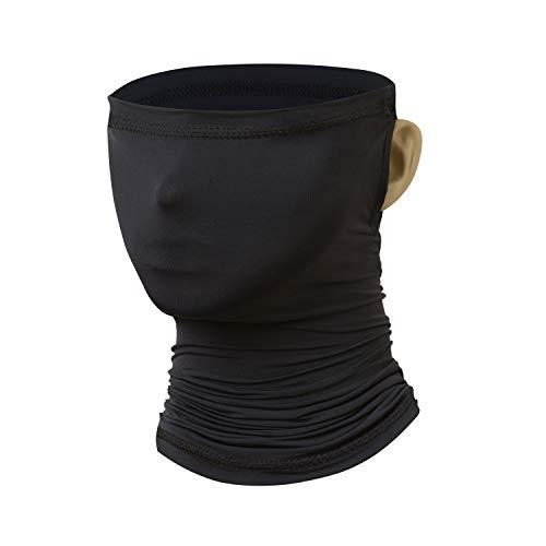 Tofern Multifunktionstuch Herren Damen Schlauchschal für Sport Motorradmaske Halstuch Universal hängenden Ohr Motorrad Outdoor Multifunktionstücher Gesichtsmaske
