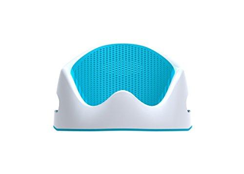 Angelcare - Transat de Bain pour Bébé - Ergonomique et Sécurisant - 0 à 6 Mois - Bleu