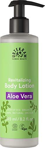 Urtekram Aloe Vera Loción Corporal Orgánica, regeneradora, 245 ml