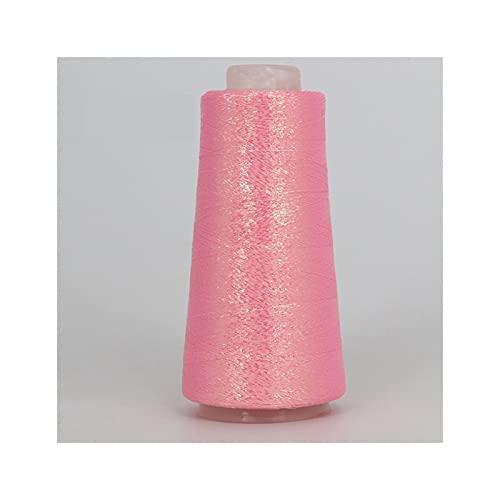 RXDZ 50G / Rouleau Fine Filetage Fil de Partenaire arylique Scintillant pour Les Marchandises en Laine à Tricoter (Color : 030)