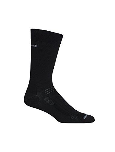 Icebreaker Merino Chaussures de randonnée pour homme - Taille M - Noir - Taille S