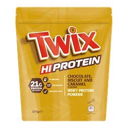 Mars Twix Protein Powder Original, 25 Servings per Bag, 0.875 kg