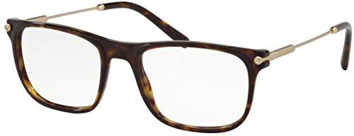 Bulgari 0BV 3037 5411 54 Gafas de sol, Marrón (Havana/Matte Havana), Unisex Adulto