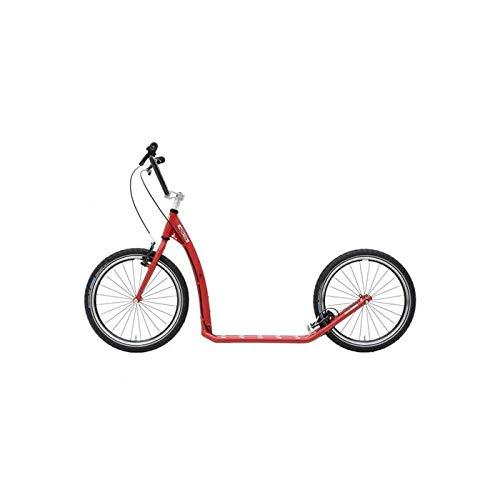 Kostka Footbike Twenty Max (G6) – Satin Ferrari