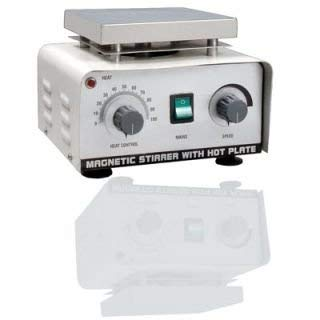 SSU Magnetic Stirrer With Hot Plate